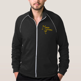 Minor Setback Zip-Up Fleece Jacket