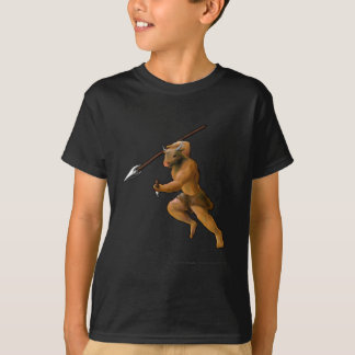 Minotaur Attack! (no slogan) T-Shirt