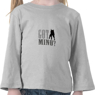 Minotaur - Got Mino Kid Shirt