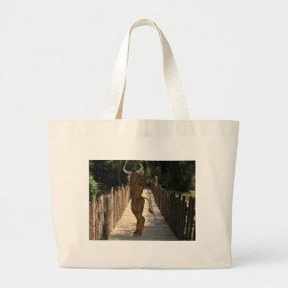 Minotaur Guard   Canvas Bag