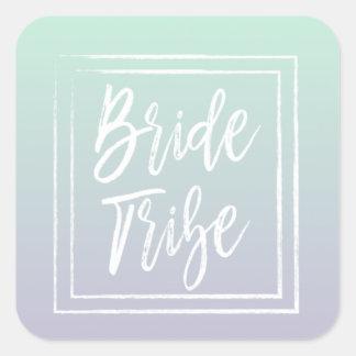 Mint Bride Tribe Sticker