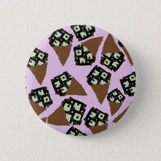 Mint Chocolate Summer  Button
