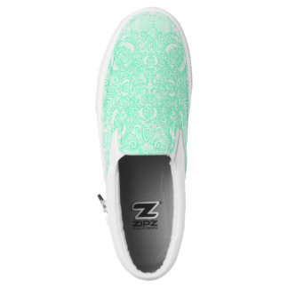 Mint Fleury Slip-On Shoes