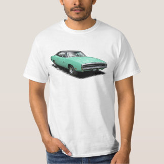 Mint frost Classic Charger t-Shirt