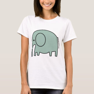 MINT GREEN ELEPHANTS T-Shirt
