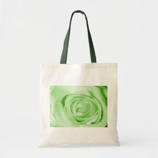 Mint Green Save the Date Budget Tote Bag