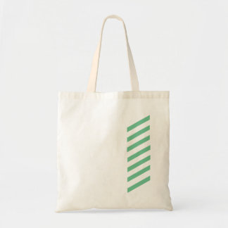 Mint Green Tote farrowed