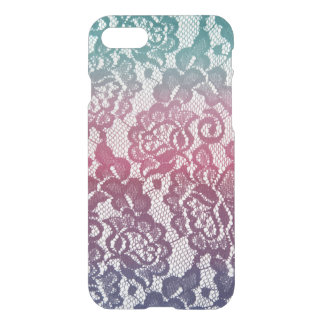 Mint Lace Gradient iPhone 8/7 Case