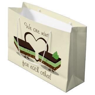Mint Love Nanaimo Bars | Large Gift Bag