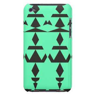 Mint Minimal Tribal iPod Touch Case