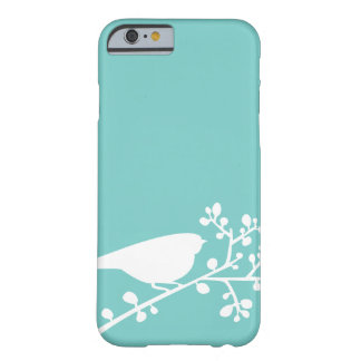 Mint Mod Birds and Berries {pick your color} Barely There iPhone 6 Case