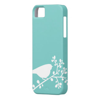 Mint Mod Birds and Berries {pick your color} iPhone 5 Cases