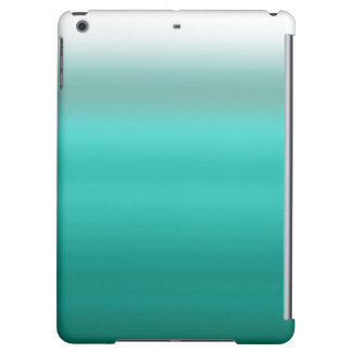 Mint Ombre Watercolor Dip Dyed Green Color