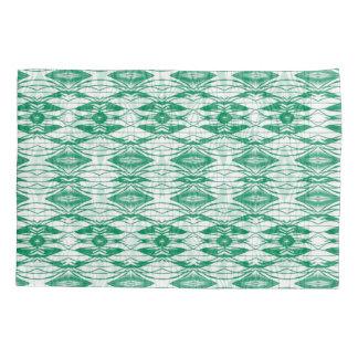 Mint Pattern D Pillowcase