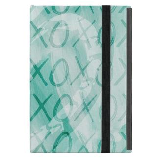Mint XOXO iPad Mini Case