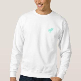 Minty Rocket in the Sky Sweatshirt