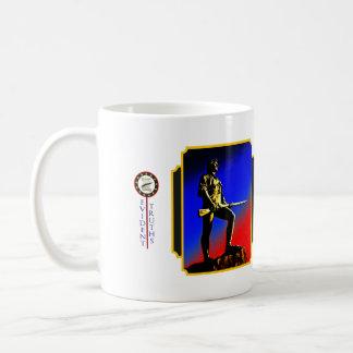 Minuteman - Flatt Basic White Mug