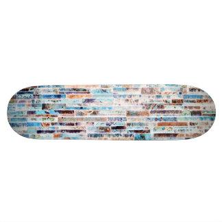 Minutiae Skate Board Deck
