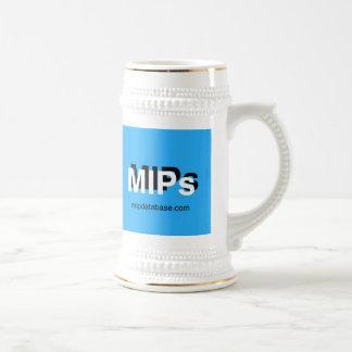 mipdatabase.com logo beer stein beer steins
