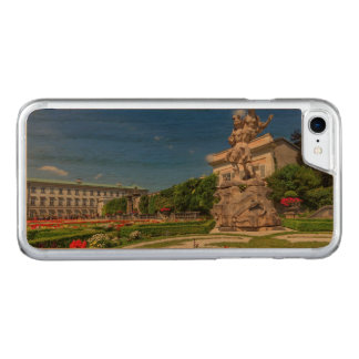 Mirabell palace and gardens, Salzburg, Austria Carved iPhone 8/7 Case