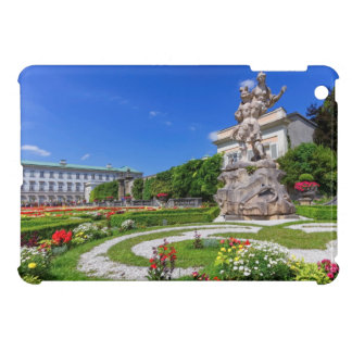 Mirabell palace and gardens, Salzburg, Austria iPad Mini Cover