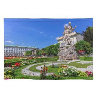 Mirabell palace and gardens, Salzburg, Austria Placemat
