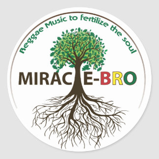 MIracle-Bro Roots Sticker Sheet