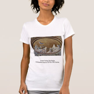 Miracle During The Exodus  By Byzantine Mosaicist Tee Shirt