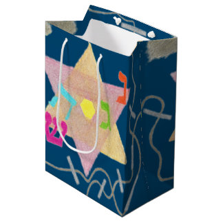 Miracle of Hanukkah Medium Gift Bag