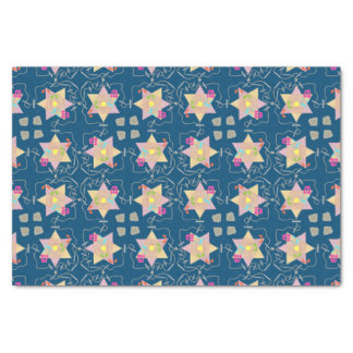Miracle of Hanukkah Patterned Gift Tissue Tissue Paper