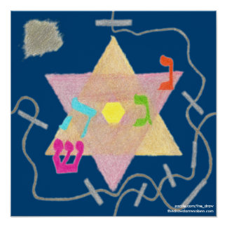 Miracle of Hanukkah Remembrance Poster