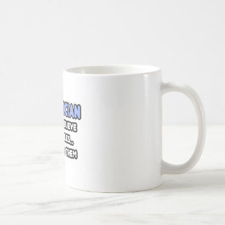 Miracles and Electricians Mugs