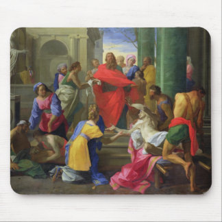 Miracles of St. Paul at Ephesus, 1693 Mouse Pad