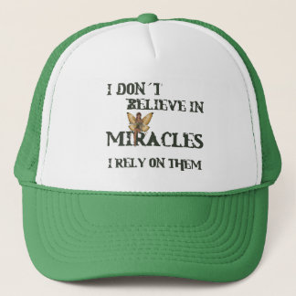 Miracles Trucker Hat