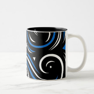 Miraculous Resourceful Instantaneous Powerful Two-Tone Mug