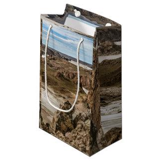 Miradores de Darwin, Santa Cruz Argentina Small Gift Bag