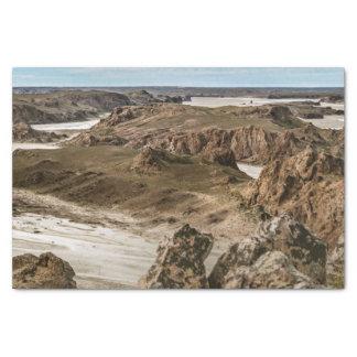 Miradores de Darwin, Santa Cruz Argentina Tissue Paper