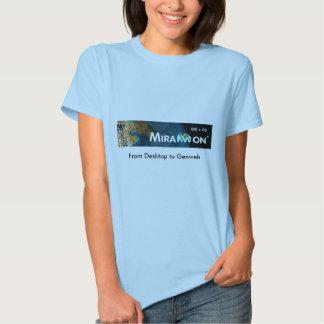 MiraMon Girl Shirt