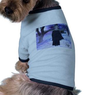 Mirana Calling On the Elements Doggie Tshirt