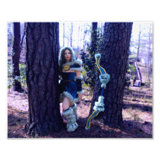 Mirana Lost in the Woods Photo Print