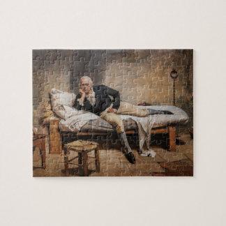 Miranda en La Carraca by Arturo Michelena (1896) Puzzle