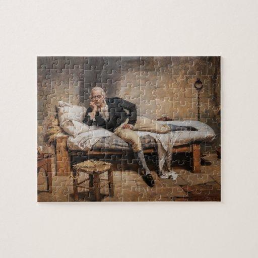 Miranda en La Carraca by Arturo Michelena (1896) Puzzles