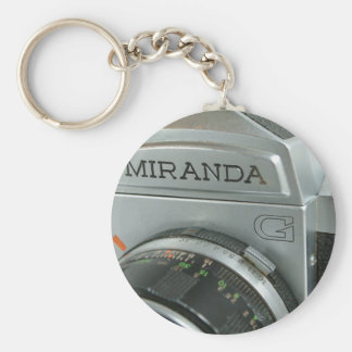 MIranda G Key Ring
