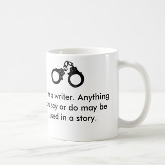 Miranda Warning Mug