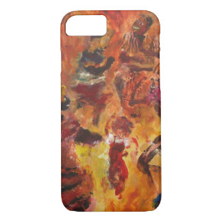 MIRIAM - African dances iPhone 8/7 Case