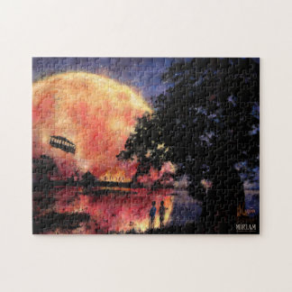 MIRIAM - Arriving to Africa Jigsaw Puzzle