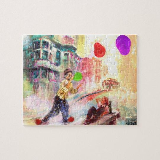 Miriam - San Francisco Jigsaw Puzzle