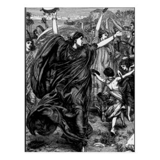 Miriams-Song Postcard