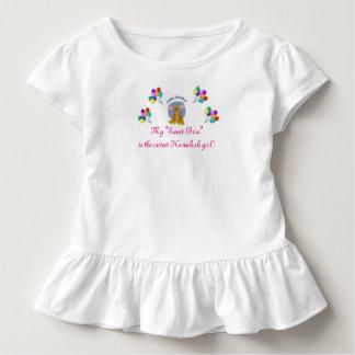 """MIRI's"" HANUKKAH INFANT CREEPER CUTEST BABY"