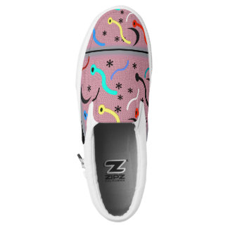 MIRO STYLE TENNIS SHOES, i Art and Designs Printed Shoes